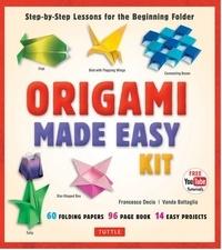 Francesco Decio et Vanda Battaglia - Origami Made Easy Kit.