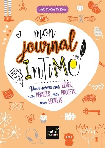 Mon Journal Intime Pour Ecrire Mes Reves Mes Pensees Mes Projets Mes Secrets Grand Format