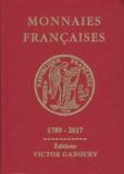 Francesco Pastrone - Monnaies françaises 1789-2017.
