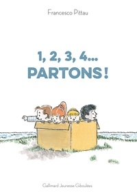 Francesco Pittau - 1, 2, 3, 4… Partons !.