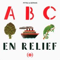 Francesco Pittau et Bernadette Gervais - ABC en relief.