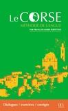 Francescu-Maria Perfettini - Le corse - Un livre avec exercices. 3 CD audio
