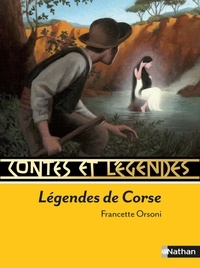 Francette Orsoni - Légendes de Corse.
