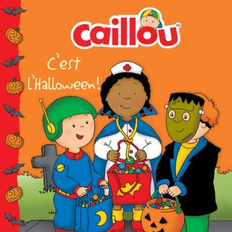 Francine Allen et Eric Sévigny - Caillou  : C'est l'Halloween !.