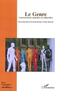 Francine Barthe et Claire Hancock - Géographie et Cultures N° 54, Eté 2005 : .
