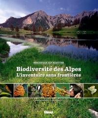 Francine Brondex et Lise Barnéoud - Biodiversité des Alpes - L'inventaire sans frontières, Mercantour-Alpi Marittime.