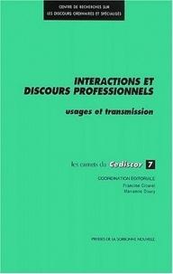 Francine Cicurel et  Collectif - .