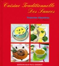 Francine Claustres - Des sauces.