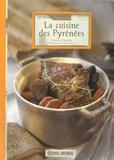 Francine Claustres - La cuisine des Pyrénées.