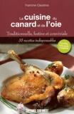 Francine Claustres - La cuisine du canard et de l'oie.