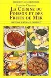Francine Claustres - La cuisine du poisson et des fruits de mer.