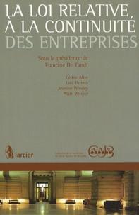 La loi relative à la continuité des entreprises.pdf