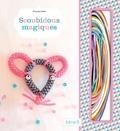 Francine Fittes - Scoubidous magiques - Avec 8 modèles de scoubidous, 28 fils à scoubidous, 3 paires d'yeux mobiles et 1 anneau porte-clés.