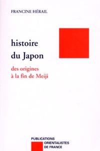HISTOIRE DU JAPON. Des origines à la fin de Meiji, Matériaux pout létude de la langue et de la civilisation japonaises.pdf