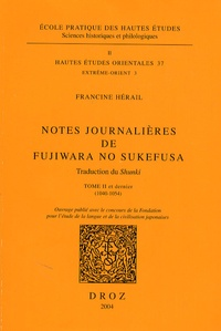 Notes journalières de Fujiwara no Sukefusa - Tome 2.pdf
