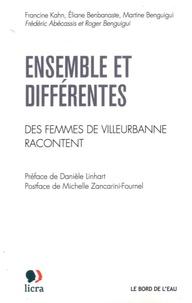 Deedr.fr Ensemble et différentes - Des femmes de Villeurbanne racontent Image