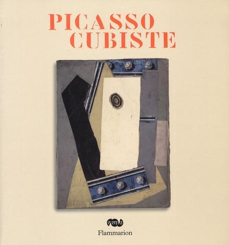 Francine Mariani-Ducray et Jean-Ludovic Silicani - Picasso cubiste - Paris, musée national 19 septembre 2007-7 janvier 2008.