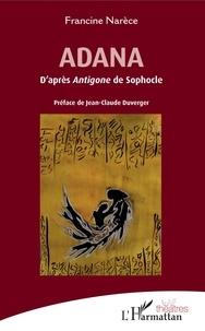 Deedr.fr Adana - D'après Antigone de Sophocle Image