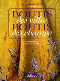 Francine Nicolle - Boutis des villes, boutis des champs.