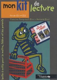 Galabria.be Mon kit de lecture fin CE1-CE2 - Boîte à outils pour le maître, l'élève et les parents Image