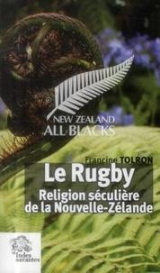 Galabria.be Le rugby - Religion séculière de la Nouvelle-Zélande Image