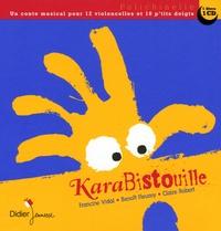 Francine Vidal - KaraBistouille. 1 CD audio
