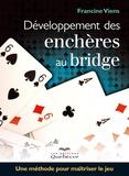 Francine Viens - Développement des enchères au bridge.