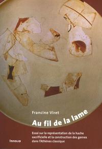 Au fil de la lame - Essai sur la représentation de la hache sacrificielle et la construction des genres dans lAthènes classique.pdf
