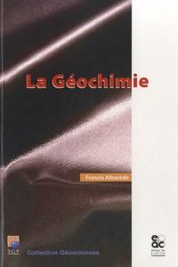 La géochimie - Francis Albarède pdf epub