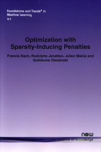 Francis Bach - Optimization with Sparsity-Inducing Penalties.