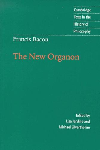 francis bacon the new organon text