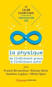 Mobi books à télécharger Conversation sur la physique  - Le salon scientifique en francais