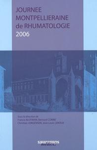 Journée Montpelliéraine de Rhumatologie - Francis Blotman |