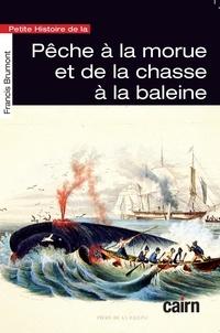 Francis Brumont - Petite Histoire de la pêche à la morue et de la chasse à la baleine au Pays basque.