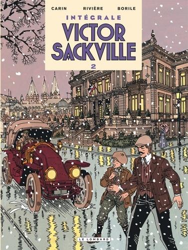 Victor Sackville Intégrale Tome 2 Tome 4, Le loup des Ardennes ; Tome 5, Mort sur la Tamise ; Tome 6, L'otage de Barcelone