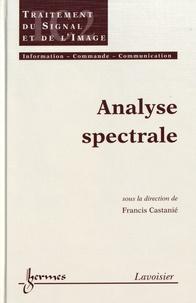 Francis Castanié - Analyse spectrale.