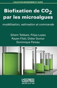 Francis Castanié - Biofixation de CO2 par les microalgues - Modélisation, estimation et commande.