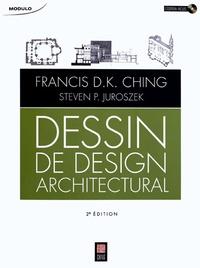 Francis Ching - Dessin de design architectural. 1 Cédérom