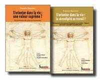 Francis Danvers - S'orienterdanslavie - 2 volumes.