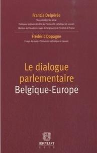 Ucareoutplacement.be Le dialogue parlementaire Belgique-Europe Image