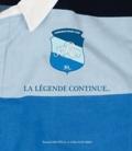 Francis Delteral et Gilles Navarro - Barbarians rugby club - La légende continue....