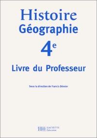Histoire Géographie 4ème. Livre du professeur.pdf