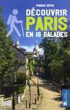 Francis Depas - Découvrir Paris en 18 balades.