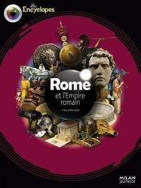 Francis Dieulafait - Rome et l'empire romain.
