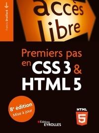 Francis Draillard - Premiers pas en CSS3 et HTML5.