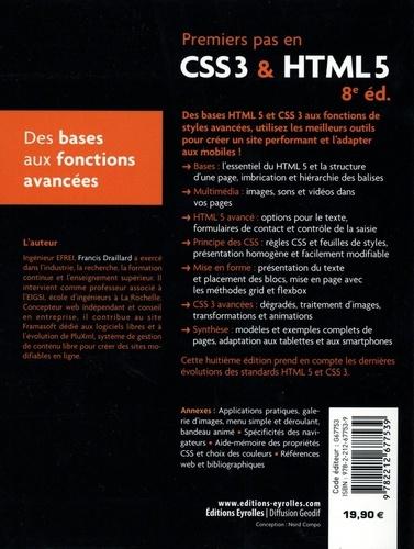 Premiers pas en CSS3 et HTML5 8e édition