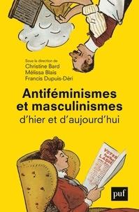 Téléchargeur de recherche de livres Google Antiféminismes et masculinismes d'hier et d'aujourd'hui