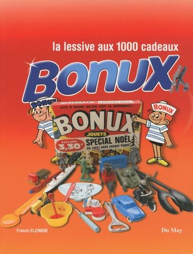 Francis Elzingre - Bonux - La lessive aux 1000 cadeaux.