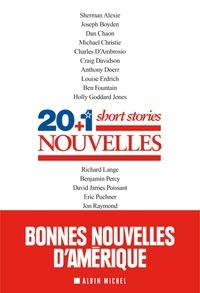 Francis Geffard - 20+1 short stories Nouvelles - Une anthologie des meilleures nouvelles de Terres d'Amériques.