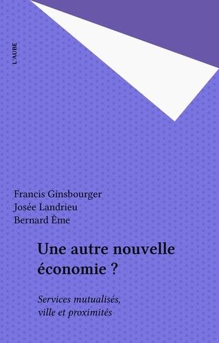 Francis Ginsbourger et Josée Landrieu - .